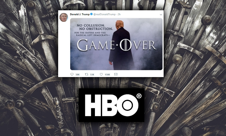 Trump riffs on <em>Game of Thrones</em> (again), INTA gives back, and rise of heritage brands: news digest